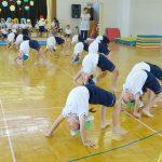 専任講師による体育指導