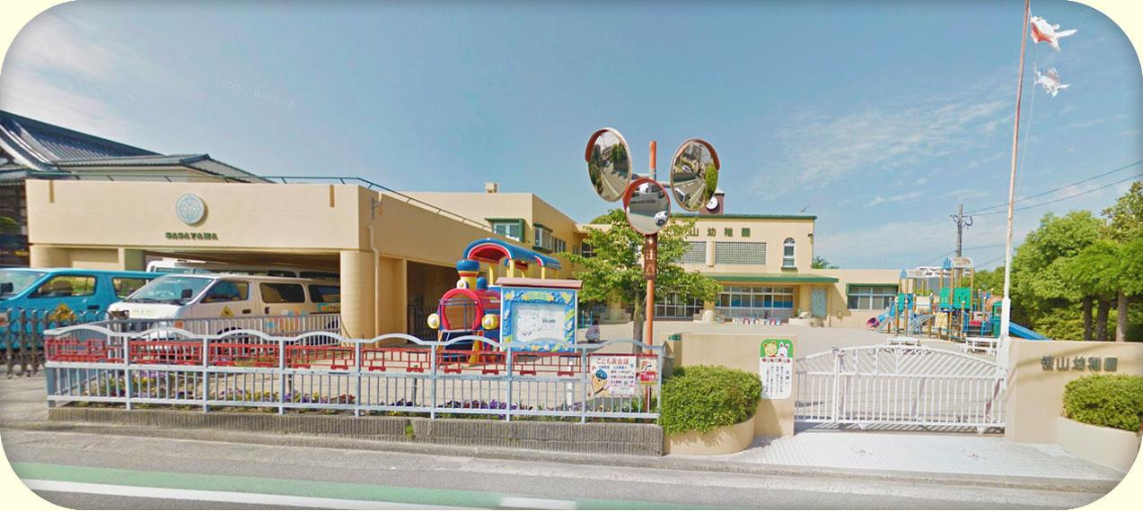 笹山幼稚園園舎